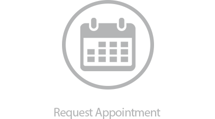request pinhole appointment icon